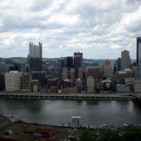 View of Pittsburgh from Mount Washington, Маунт-Оливер