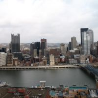 Pittsburgh Skyline, Маунт-Оливер