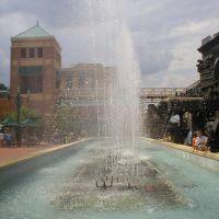 Station Square Fountain, Pittsburgh, Маунт-Оливер