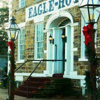 The Eagle Hotel, Милл-Виллидж