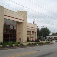 Monaca municipal building and fire department, Монака