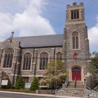 Calvary United Methodist Church - Mohnton, Монтон