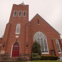Zion Evangelical Congregational Church, Монтон