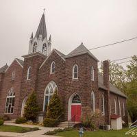 St. Johns Evangelical Lutheran Church, Монтон