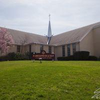 St. John Baptist de la Salle Roman Catholic Church, Монтон