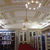 St Charles Borromeo - Ryan Memorial Library, Нарберт