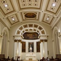 St. Charles Borromeo Seminary - Chapel of the Immaculate Conception, Нарберт