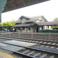 Wynnewood SEPTA train station, Нарберт