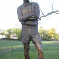 "Lower Merion memorial to John ""Fritz"" Brennan, Нарберт"