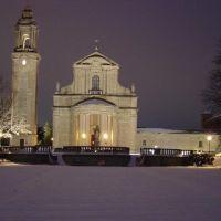 St Charles Seminary, Нарберт