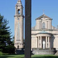 Chapel at St. Charles Borromeo Seminary, Нарберт