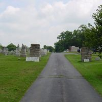 Laurel Point Cemetery, Carmichaels, Немаколин
