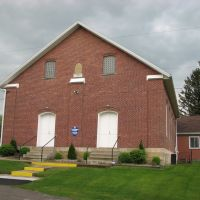 Jacobs Lutheran Church, Masontown, PA, Немаколин