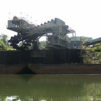 Coal  Unloader At Prep Plant, Немаколин