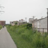 Schuylkill Bike Trail, Norristown, Норристаун