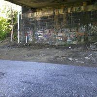 Under Lemoye Train Bridge 1, Нью-Камберленд