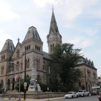 Blair Co. Courthouse (1875) Hollidaysburg, PA 8-2012, Ньюри