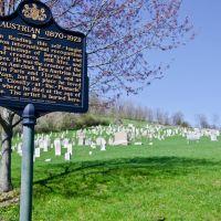 New Bethel Church Cemetery, Олбани (Файет Кантри)