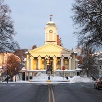 Centre County Courthouse, Bellefonte, Олд-Форг