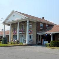 Shawnee Motel, 3913 Pitt Street, Schellsburg, PA, Пайнт