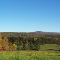 View of Kintons Knob from Shawnee State Park, Schellsburg, PA 9/07, Пайнт
