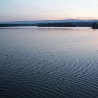 Shawnee Lake, Shawnee State Park, Schellsburg, PA 9/07, Пайнт