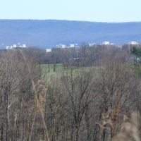 Penn State From Up Top & Afar, Пенн-Хиллс