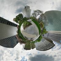 Tiny Planet - Pittsburgh, Питтсбург