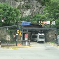 South Hills Tunnel, Pittsburgh, Питтсбург
