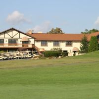 Hideaway Hills Golf Course clubhouse, Полк
