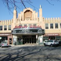 Anthony Wayne Theater, Wayne PA, Раднор