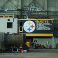 Steelers safety for steel workers, Ранкин