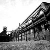 Rivers of Steel  - Carrie Furnace, Ранкин