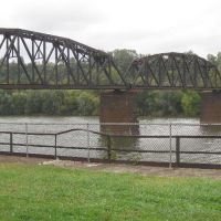 Railroad Bridge at the Pump House, Ранкин