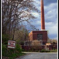 Pennhurst State School Power Plant, Ройерсфорд