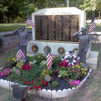 World War 1 memorial, Ройерсфорд