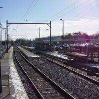 Fox Chase R8 Station (From Rhawn St.), Рокледж