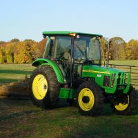 New John Deere at Fox Chase Farm, Рокледж