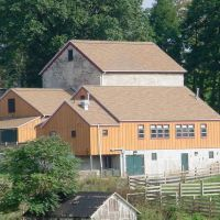 New Classroom Building and Livestock Barn, Рокледж