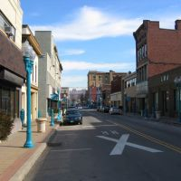 East Main Street, Carnegie, Pennsylvania, Росслин-Фармс