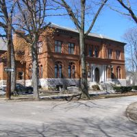 Andrew Carnegie Free Library, Росслин-Фармс