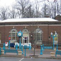 Post Office, Carnegie, PA, Росслин-Фармс