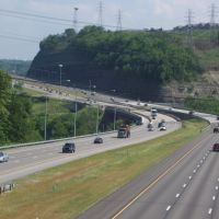 Pennsylvania Interstate 79, Росслин-Фармс