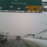 Parkway West Winter, Росслин-Фармс