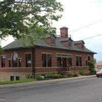 Old John DuBois Lumber Company Office - DuBois, PA, Санди