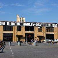 DuBois Harley-Davidson Store, Санди