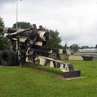 "M115 8"" Howitzer Dubois PA, Санди"