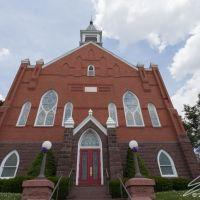 St. Johns Evangelical Lutheran Church, Синкинг-Спринг