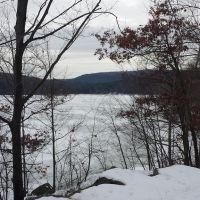 February view of Lake Scranton, Скрантон