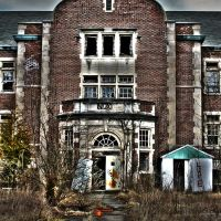 Devon Hall, Pennhurst State School, Спринг-Сити